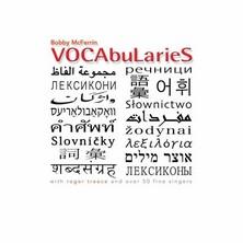 آلبوم VOCAbuLarieS اثر Bobby McFerrin