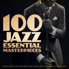 آلبوم 100 Jazz Essential Masterpieces اثر Various Artists