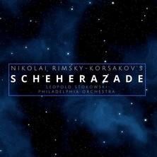 آلبوم Nikolai Rimsky-Korsakov's Scheherazade اثر Leopold Stokowski