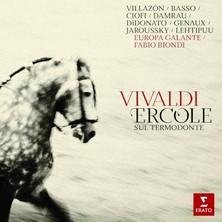 آلبوم Vivaldi: Ercole sul Termodonte اثر Fabio Biondi