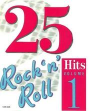 آلبوم 25 Rock'N'Roll Hits - Vol. 1 اثر Various Artists
