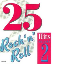 آلبوم 25 Rock'N'Roll Hits - Vol. 2 اثر Various Artists