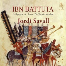 دانلود آلبوم موسیقی Ibn Battuta; Le Voyaguer de l'Islam (The Traveler of Islam)