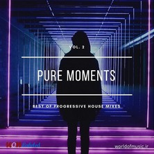 آلبوم Pure Moments - Progressive House Mix, Vol. 2 اثر Various Artists