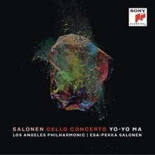 آلبوم Salonen: Cello Concerto اثر Yo-Yo Ma