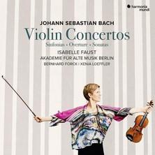 آلبوم Johann Sebastian Bach: Violin Concertos اثر Isabelle Faust