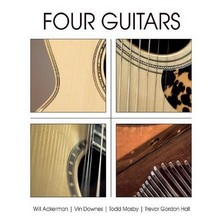 آلبوم Four Guitars اثر Various Artists