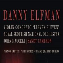 دانلود آلبوم موسیقی Danny-Elfman-Violin-Concerto-Eleven-Eleven-and-Piano-Quartet