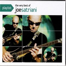 دانلود آلبوم موسیقی Playlist: The Very Best of Joe Satriani