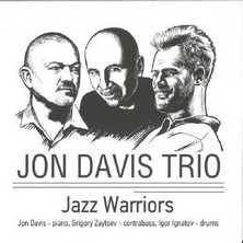 آلبوم Jazz Warriors اثر Jon Davis Trio