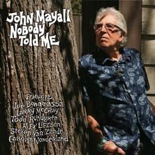 دانلود آلبوم موسیقی John-Mayall-Nobody-Told-Me