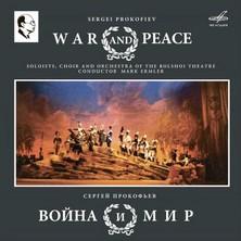 دانلود آلبوم موسیقی Prokofiev: War and Peace