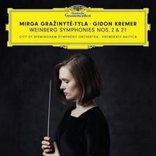 دانلود آلبوم موسیقی Weinberg: Symphonies Nos. 2 & 21