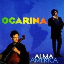 آلبوم Alma America اثر Ocarina
