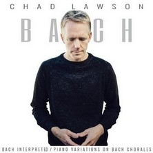 آلبوم Bach Interpreted / Piano Variations on Bach Chorales اثر Chad Lawson