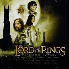 دانلود آلبوم موسیقی Howard-Shore-The-Lord-of-the-Rings-The-Two-Towers