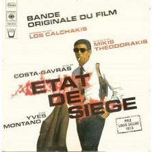آلبوم State of Siege اثر Mikis Theodorakis