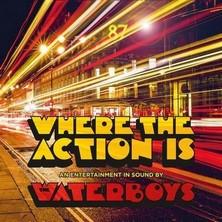 دانلود آلبوم موسیقی The-Waterboys-Where-the-Action-Is