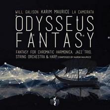 دانلود آلبوم موسیقی Odysseus Fantasy