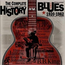 آلبوم The Complete History of the Blues 1920-1962 اثر Various Artists