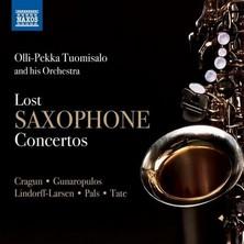 دانلود آلبوم موسیقی Lost Saxophone Concertos