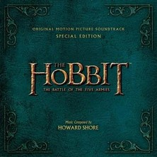 آلبوم The Hobbit: The Battle of the Five Armies [Special Edition] اثر Howard Shore