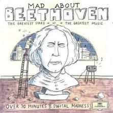 دانلود آلبوم موسیقی VA-Mad-About-Beethoven