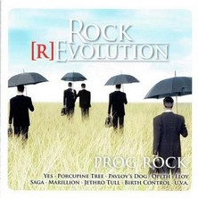 آلبوم Rock [R]Evolution (Prog Rock) اثر Various Artists
