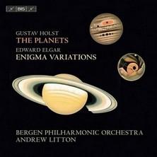 دانلود آلبوم موسیقی Gustav Holst: The Planets, Op. 32 - Edward Elgar: Enigma Variations, Op. 36