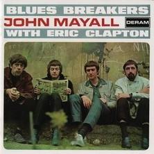 دانلود آلبوم موسیقی Blues Breakers with Eric Clapton