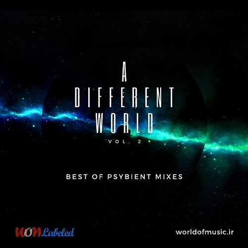 دانلود آلبوم موسیقی wom-a-different-world-psybient-mix-vol-2