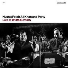 آلبوم Live at WOMAD 1985 اثر Nusrat Fateh Ali Khan