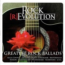 آلبوم Rock [R]Evolution (Greatest Rock Ballads) اثر Various Artists