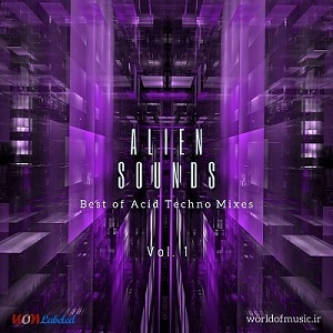 دانلود آلبوم موسیقی wom-alien-sounds-acid-techno-mixes-vol-1