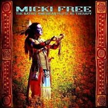 آلبوم The Native American Flute As Therapy اثر Micki Free