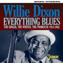 دانلود آلبوم موسیقی Everything Blues: The Singer, The Writer, The Producer (1954-1962)