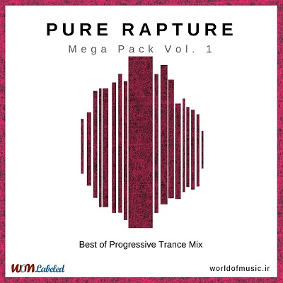 دانلود آلبوم موسیقی wom-pure-rapture-progressive-trance-mixes-mega-pack-vol-1