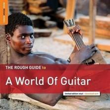 دانلود آلبوم موسیقی The Rough Guide to the World of Guitar