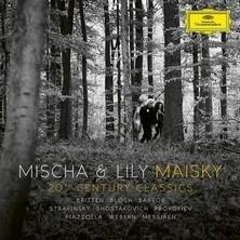 دانلود آلبوم موسیقی Mischa-Lily-Maisky-20th-Century-Classics