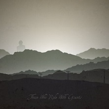 آلبوم Those Who Ride with Giants [EP] اثر Those Who Ride with Giants