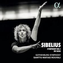 دانلود آلبوم موسیقی Sibelius: Symphony No. 1 & En Saga