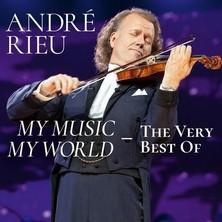 دانلود آلبوم موسیقی My Music - My World - The Very Best Of