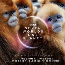 دانلود آلبوم موسیقی Hans-Zimmer-Jacob-Shea-Seven-Worlds-One-Planet