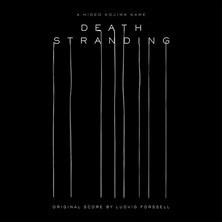 آلبوم Death Stranding اثر Ludvig Forssell