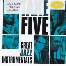 دانلود آلبوم موسیقی VA-Take-Five-Great-Jazz-Instrumentals