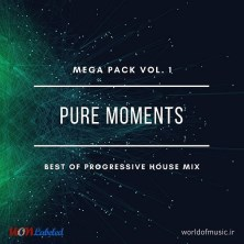 دانلود آلبوم موسیقی wom-pure-moments-progressive-house-mix-mega-pack-vol-1
