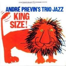 دانلود آلبوم موسیقی Andre-Previn-s-Trio-Jazz-King-Size