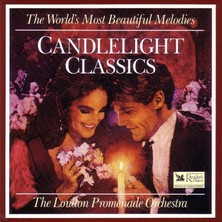 آلبوم The World's Most Beautiful Melodies: Candlelight Classics اثر The London Promenade Orchestra