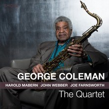 دانلود آلبوم موسیقی George-Coleman-The-Quartet