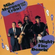 دانلود آلبوم موسیقی Mike-Morgan-The-Crawl-Mighty-Fine-Dancin